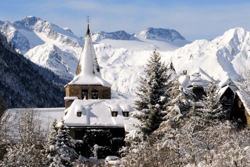 La val d aran destino l der en invierno navartur reyno - Inmobiliarias valle de aran ...