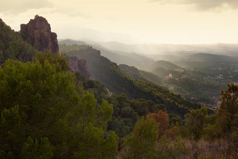 El Valle y Carrascoy. (Fuente: Sergio Gonzalez. Murcia Turística)