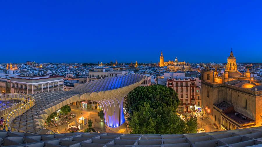 10 razones para enamorarse de Sevilla